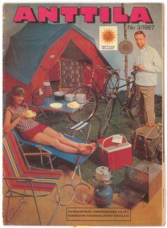 Anttilan tavaraluettelo vuodelta 1967.