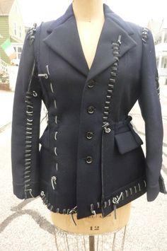 Vintage Comme des Garcons Wool Jacket
