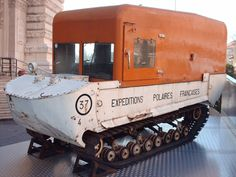 M29 Weasel, Expeditions Polaires Françaises