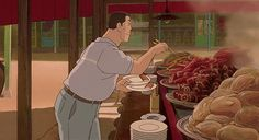 Studio Ghibli Food GIFs Will Make You Hungry