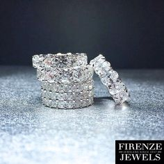 Weekend forecast: Icy conditions.  #diamondrings #jewelry #newyork #nyc