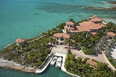 Unbelievable private island estate in Turks and Caicos. Surrender to an oasis of harmony on this private island estate encircled by the alluring crystal clear waters of the British West Indies, Turks & Caicos Islands, Providenciales, with immaculate beaches, coral reef rich in aquatic life, and an array of small cays.