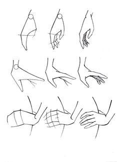SAIBA COM DESENHAR QUALQUER PERSONAGEM QUE VOCÊ GOSTE? Desenhos, Passo A Passo, Como Fazer, Mangá, Anime, Mãos, Para Melhorar O Seu Desenho.