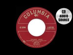 1954 HITS ARCHIVE: Secret Love - Doris Day (a #1 record) - YouTube