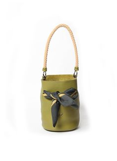 Hermès | Olive Bucket Bag | RESEE