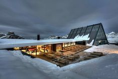 Piz Boè - Alpine Lounge, Corvara, 2014 - Architetti Mair & Dorfmann, Christian Schwienbacher