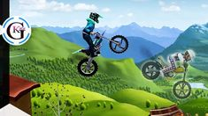 Kids Offroad Motorbike Racing Driver For Boys Best Car Driving