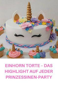 8th Birthday, Unicorn Birthday, Birthday Cake, Pinata Cake, Girl Birthday Decorations, Maila, Princess Dress Kids, Fondant, Cake Decorating