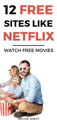 Movie Hacks, Netflix Hacks, Netflix Movies, Free Tv Streaming, Streaming Movies, Streaming Sites, Movie Sites, Free Tv And Movies, Movies