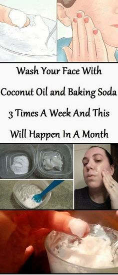Use Two Ingredients Coconut Oil And Baking Soda This Reverse Aging Skin Naturally Many people like to use Coconut Oil as a natural moisturizer. Its natural antioxidant properties make it great for … Baking Soda For Skin, Baking Soda And Honey, Baking With Coconut Oil, Coconut Oil For Acne, Coconut Oil Face, Coconut Scrub, Organic Coconut Oil, Belleza Diy, Tips Belleza