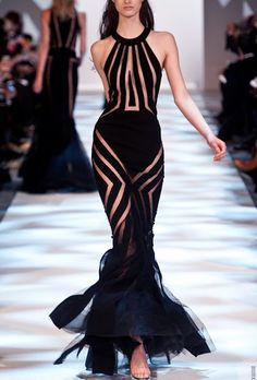 Georges Chakra Haute Couture Spring 2013