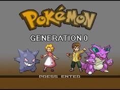 What Is Pokemon Generation 0?!  Add Me-  3DS - 2294-4125-6694 Friend Code Xbox - Protomario PSN - Protomario Steam - Protomario Skype - YouTubeProtomario  Thanks and Happy #Gaming