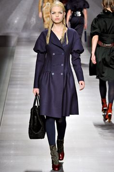 Fendi Fall 2012 Ready-to-Wear