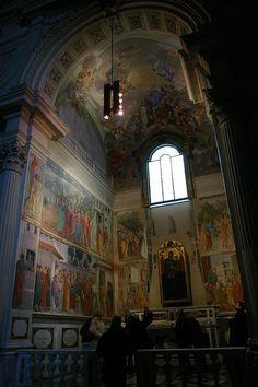 Santa Maria del Carmine (Cappella Brancacci)