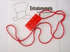 Colgante Pieza de Juguete de Entodomemeto por DaWanda.com