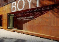 BOYI Gallery, Beijing, China   Tao Lei Architect Studio