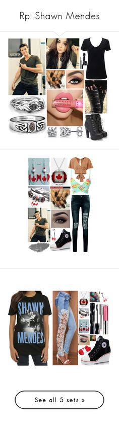 """Rp: Shawn Mendes"" by ashley-oakfire ❤ liked on Polyvore featuring Simplex Apparel, Poizen Industries, JustFab, Shiseido, Christian Dior, BERRICLE, Boohoo, Borghese, Hot Topic and By Terry"