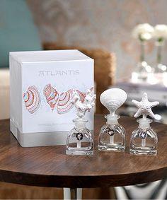 Atlantis Porcelain Diffuser Gift Set