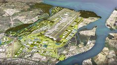 Expansion proposal for Brisbane Airport