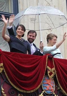 Foro Hispanico de Opiniones sobre la Realeza: Actos con motivo de la Fiesta Nacional de Luxemburgo