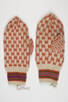 1884, Eesti Hargla; vald Saru, küla Alaküla Yarn Shop, Knit Or Crochet, Vintage Knitting, Handicraft, Twine, Mittens, Cowl, Folk Art, Knitwear