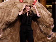 Drew Barrymore Broke Some Weird Guinness World Records