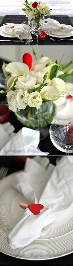 Valentineu0027s Day Table Decoration Ideas By Elena Korostelev Part 89