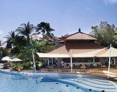 Surfer's Corner - Dining and swimming at Ayodya Resort, Nusa Dua - Bali, Indonesia
