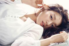 Additional Images Of Shin Min Ah For August Marie Claire   Couch Kimchi