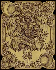 (Baphe - Metis) Baptism of Wisdom The origins of Baphomet are as mysterious and varried as the symbols applications, prevalent in occult and dark magic rituals, and revered as a symbol of logic and. Magick, Witchcraft, The Crow, Satanic Art, Arte Obscura, Occult Art, Baphomet, Mystique, Vampire