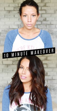 10 Minute Makeover Video