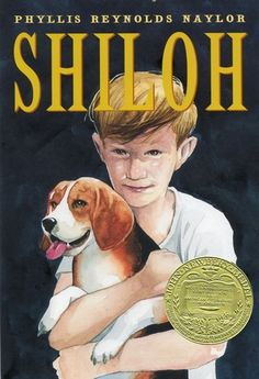 Shiloh / Phyllis Reynolds Naylor. Make sure you grab a box of tissues before indulging in this read.