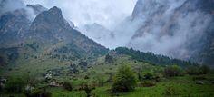 Уральские горы – горная система Урал, тайны и загадки