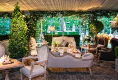If you are looking trendy wedding events designers for wedding decor and bridal services in Lebanon, Beirut, Middle East, then you have come to the right place. Stage Decorations, Wedding Decorations, Indian Wedding Stage, Outdoor Furniture Sets, Outdoor Decor, Wedding Designs, Wedding Ideas, Trendy Wedding, Event Decor