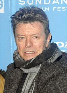 David Bowie (born Jan. 5, 1947) ~ (© Peter Kramer/AP)