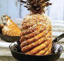 Ananas rôti tout coco