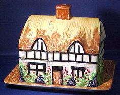 Cottage ware pottery from England!