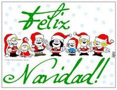 Mafalda navidad