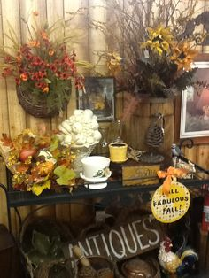 Still time to decorate for Fall!