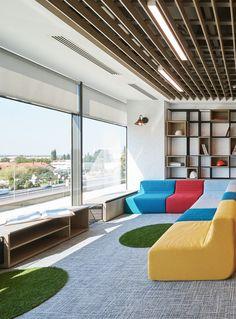 Theta Offices - Bucharest - Office Snapshots
