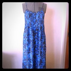 Rebecca Taylor silk maxi dress Gorgeous and stunning all silk maxi dress. Adjustable straps, beaded detail. Roomy and flowy dress. Rebecca Taylor Dresses Maxi