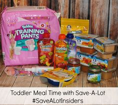 Gereber Foods Now Sold in Save-A-Lot Food Stores. Toddler Meal Time Blogger #SaveALotInsiders