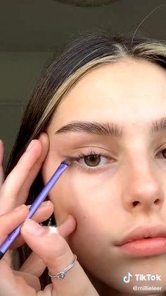 Makeup Eye Looks, Cute Makeup, Simple Makeup, Sleek Makeup, Natural Summer Makeup, Prom Makeup, Natural Makeup, Wedding Makeup, Maquillage On Fleek