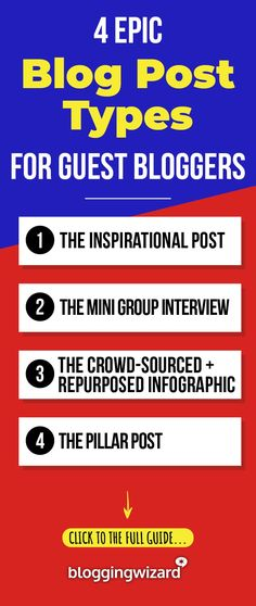 How to properly do guest posts