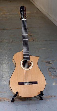 Matsuda Guitars Flamenco crossover