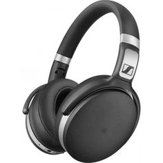 Step up to great wireless sound with the Black Sennheiser HD450BT Wireless Around Ear Headphones with Bluetooth. Delivering active noise cancellation, high-quality wireless codec support (AAC, aptX Low Latency), and Bluetooth 5.0, this headset gives you superior sound with deep dynamic bass. Exceptional versatility for audio lovers is guaranteed by voice assistant access, the Sennheiser Smart Control App, and an up to 30-hour battery life. Wireless Headset, Bluetooth Gadgets, Gaming Headset, In Ear Headset, Best Headphones, Over Ear Headphones, Audio Headphones, Online Shopping, Computers