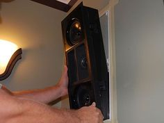 How to Install In-Wall Surround-Sound Speakers: DIY Tech