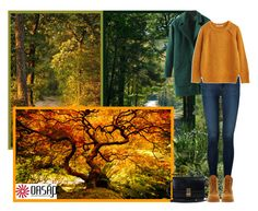 """""""Oasap.com"""" by asia-12 ❤ liked on Polyvore featuring moda, Rainforest, Lake, J Brand y Timberland"""