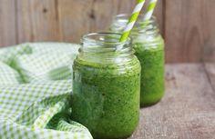 Spinazie & kiwi smoothie