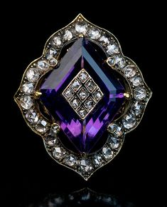 Hey, I found this really awesome Etsy listing at https://www.etsy.com/listing/262391752/impressive-antique-victorian-amethyst
